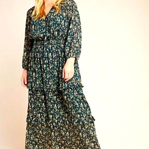 Anthropologie - Skies are Blue - Maxi Dress